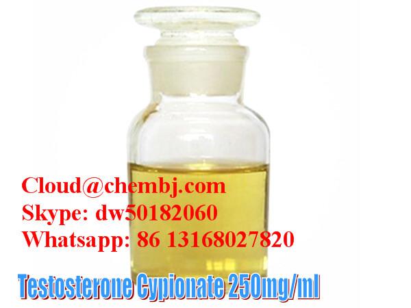 Testosterone Cypionate 250mg/ml Powder Conversion Recipes