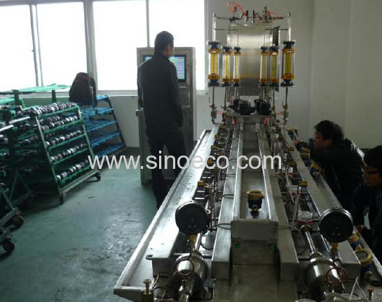 Single Jet Water Meter Factory