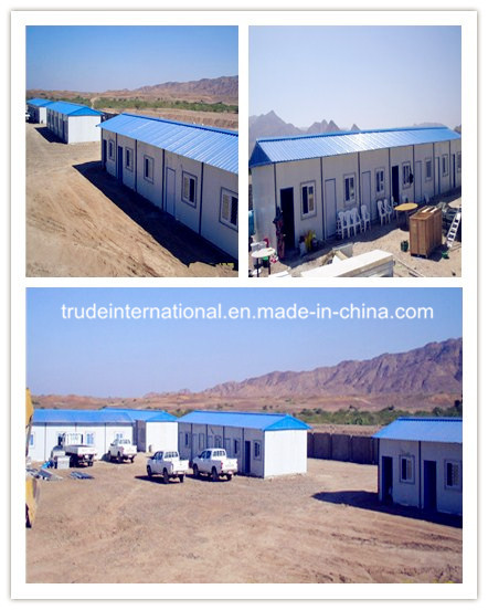 1500sqm office building project in Djibouti