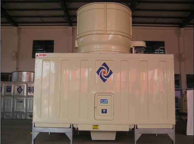JNT Series Super Low Noise Cross Flow Rectangular Cooling Tower