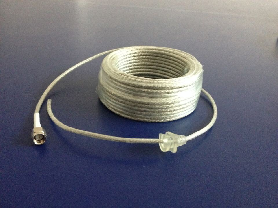 RF Coaxial Cable LMR100 Fixed with SMA Connector