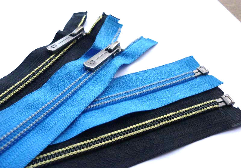 Open End Nylon Long Chain Zipper