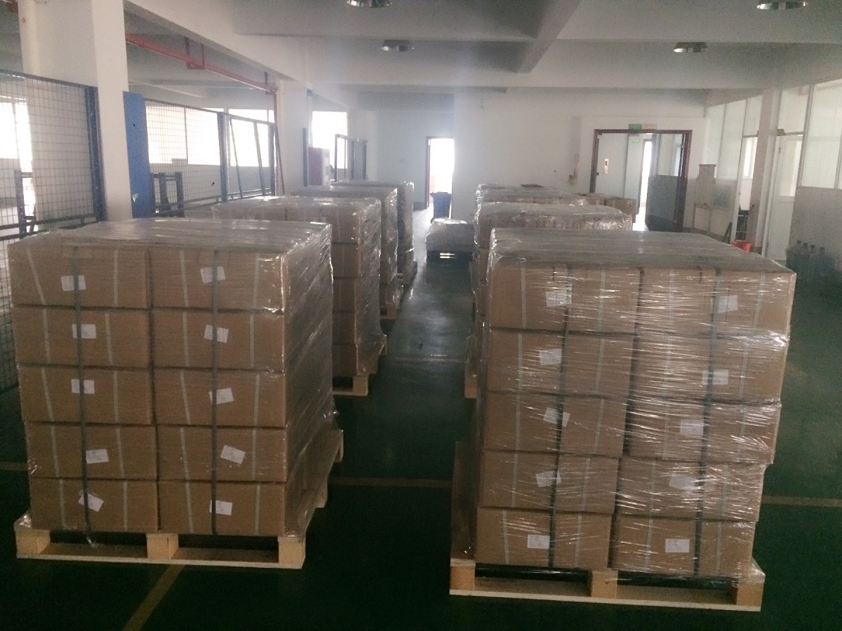 Hax Company goods standard packing in carton and pallets