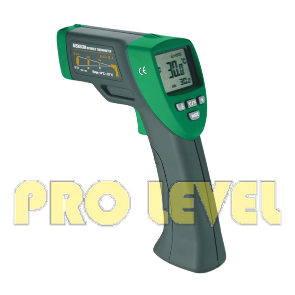 Professional Non-Contact Infrared Thermometers (MS6530)