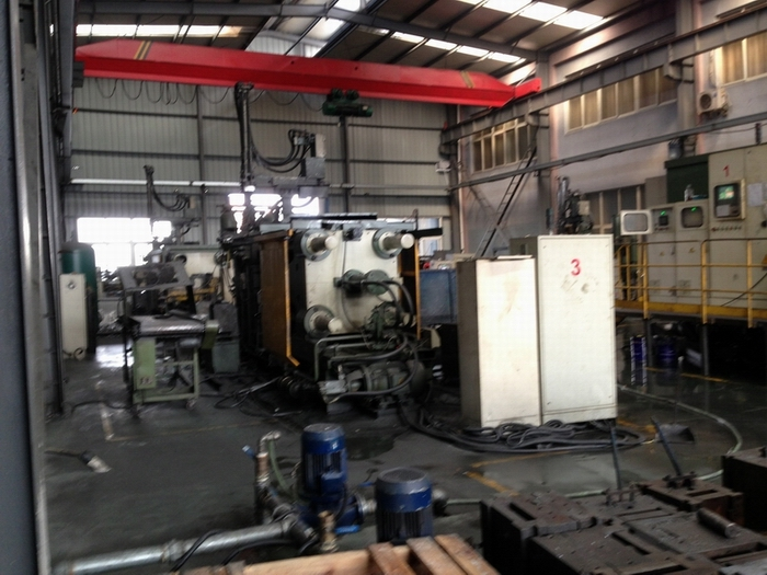 800 Tons Die Casting Machine