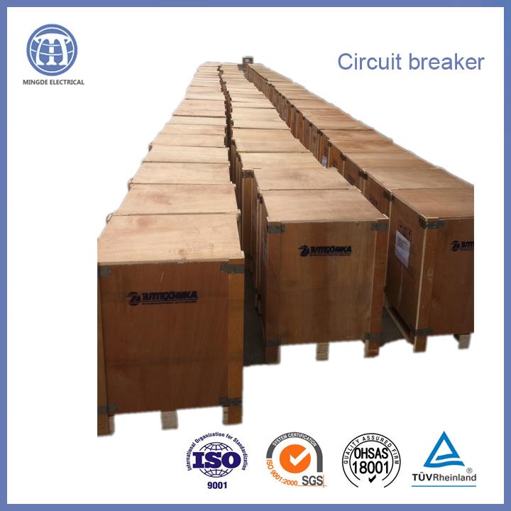 wooden case for circuit breaker