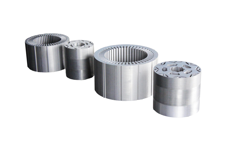 motor rotor stator core