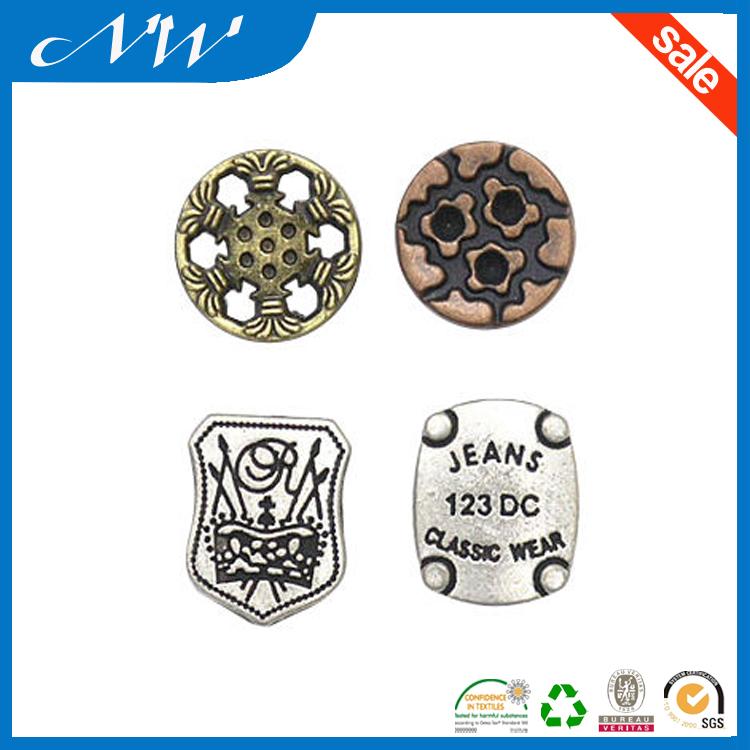 Metal Zinc Alloy Rivet