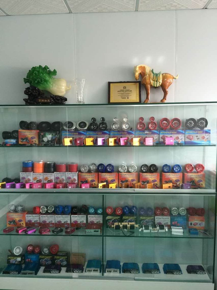 poducrs display
