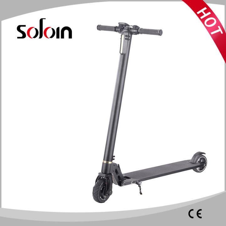 24V 250W Carbon Fiber/Alumium Alloy Balance Foldable Electric scooter