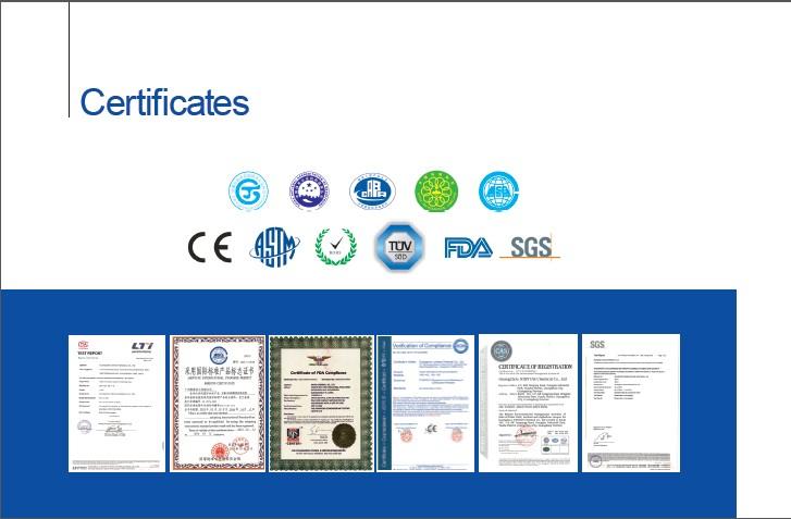 certifictaes