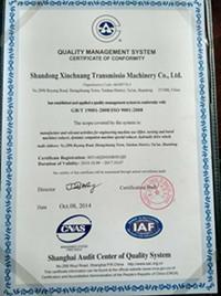 ISO9001:2008 CERFITICATE