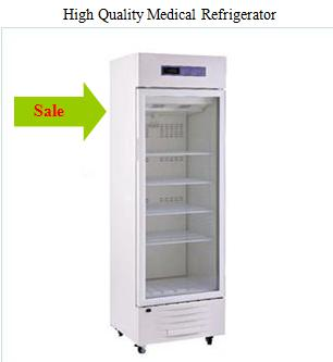 Bottom Pushing Offer for 240L and 300L Pharmacy Refrigerator