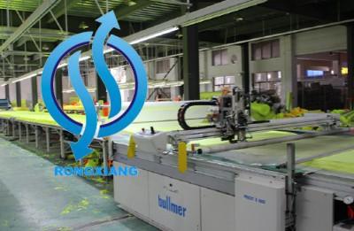 Safety Vest Cutting Machine