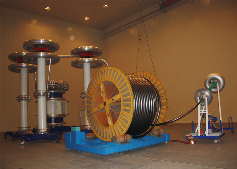 High Voltage Test Equipment From Haefely Swissland