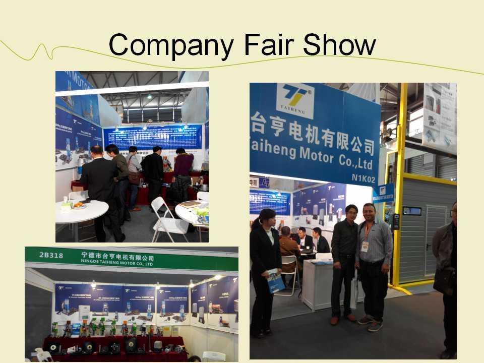 Company Fari Show