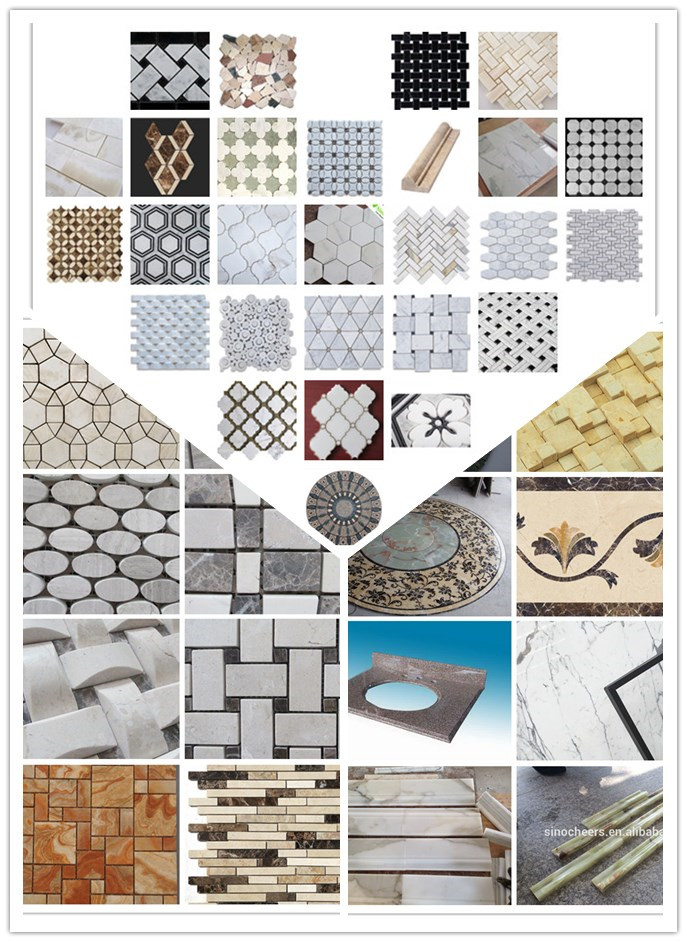 The beautiful design building materials