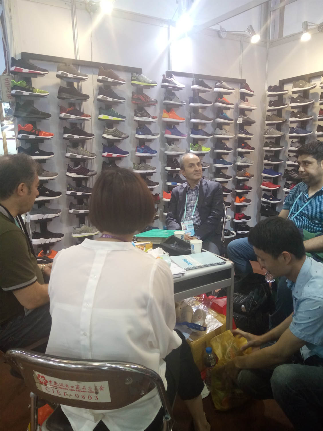 121 canton fair-4 (the proceeding of placing the order)