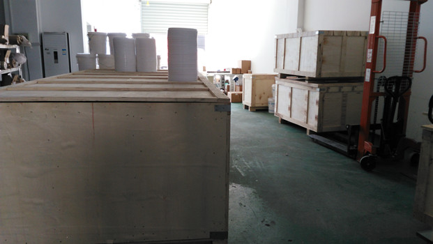 Packing for stainless metal sand