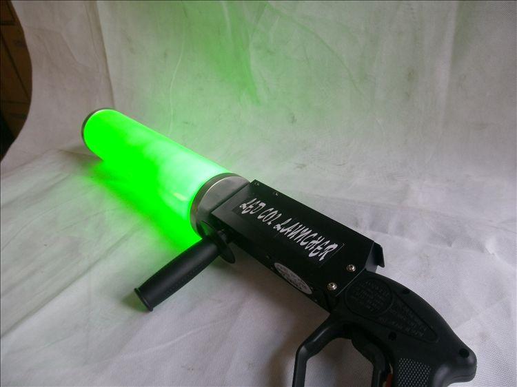 RGB CO2 LED GUN SMOKE MACHINE