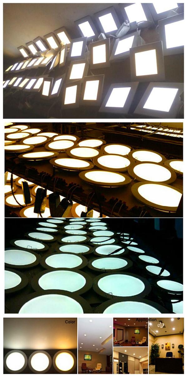 Panel Light Testing
