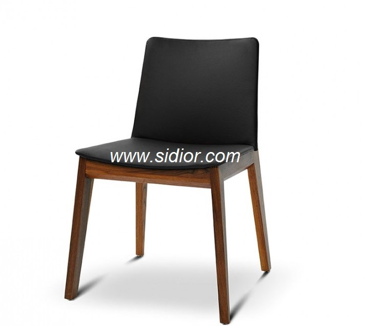 SD1002 Modern wooden dining chair for restaurant furniture