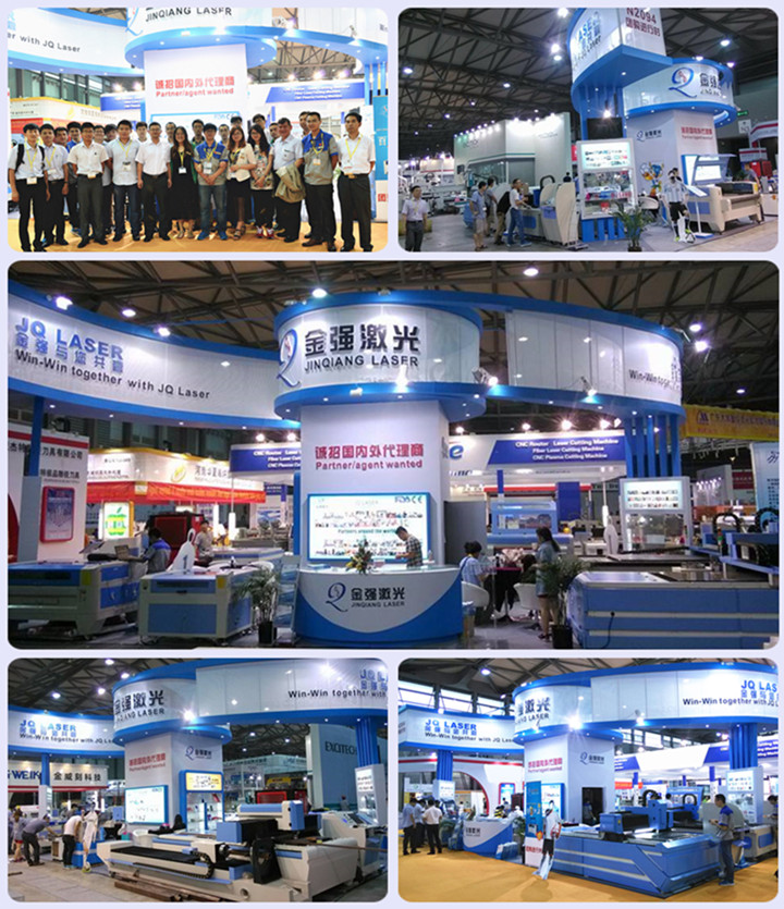 2014 July Ad & Sign technology fair in Shanghai
