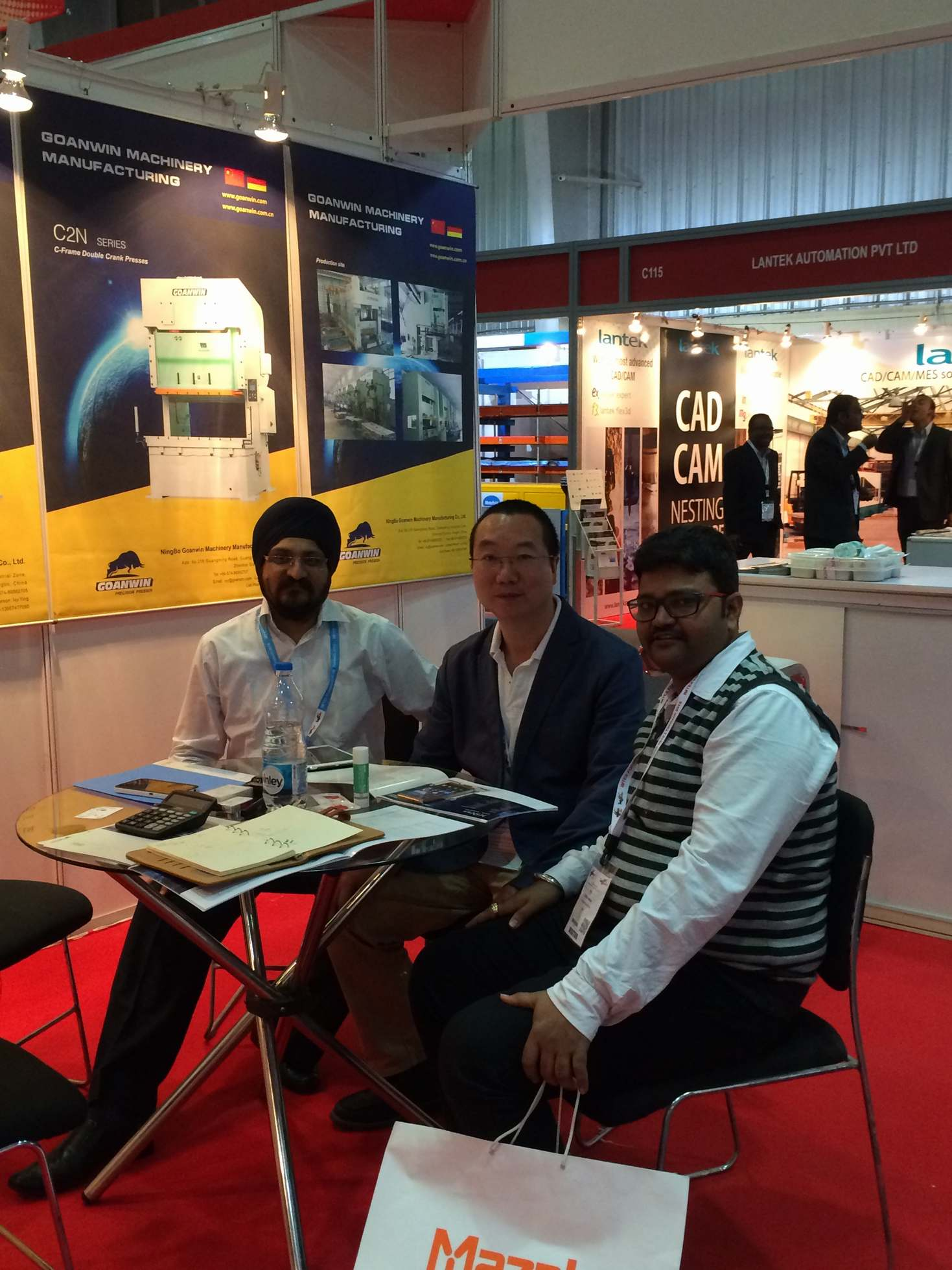 IMTEX 2016 in India