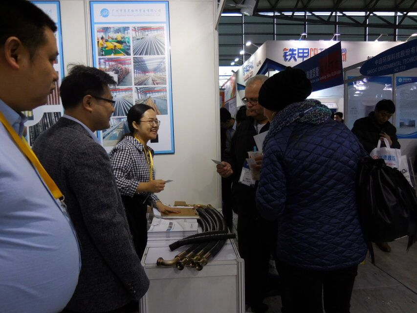 Bauma Fair in Shanghai