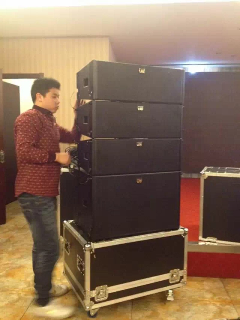 Line Array L-8 and L-8A