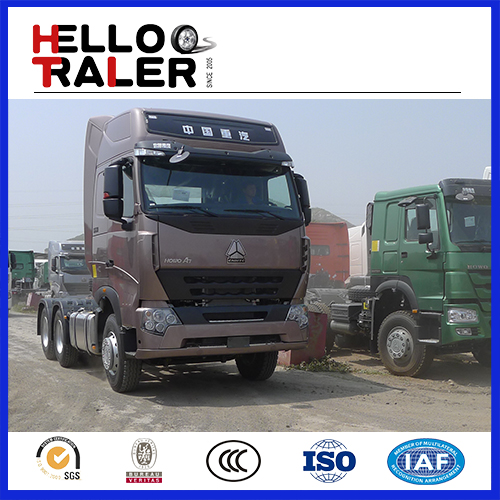 Best Price Heavy Duty Sinotruk HOWO A7 Tractor for Sale