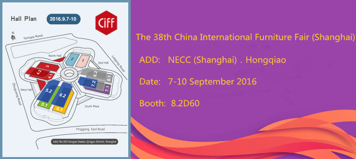 38TH CIFF (China International Furniture Fair)