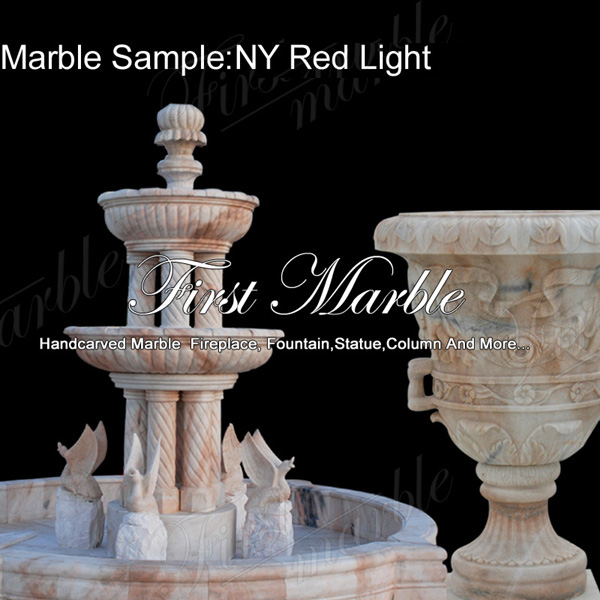 Marble Sample NY Red Light