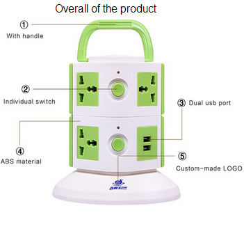 New Arrival Tower Socket