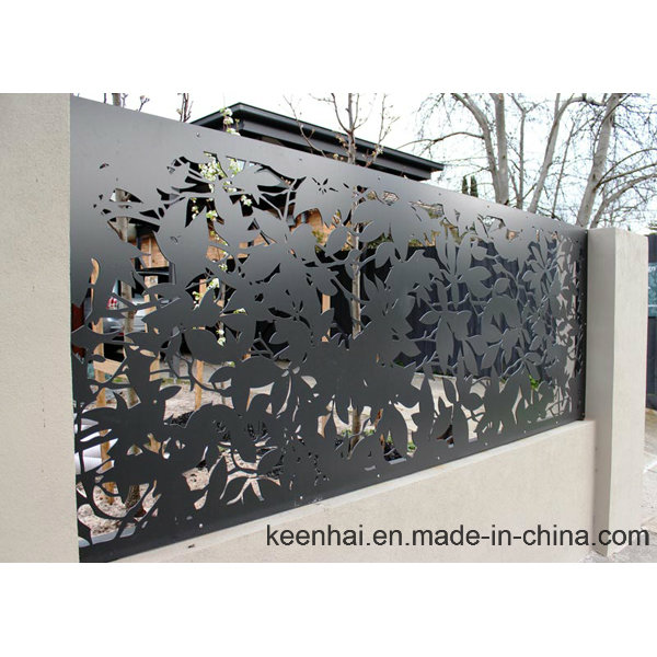 Laer Cut Outdoor Metal Screen