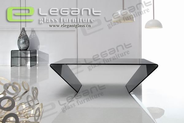 What Should Be Noticed While Using Glass Furniture?