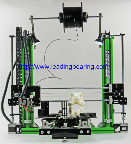 Linear rail,Ball screw used for making 3D Printer