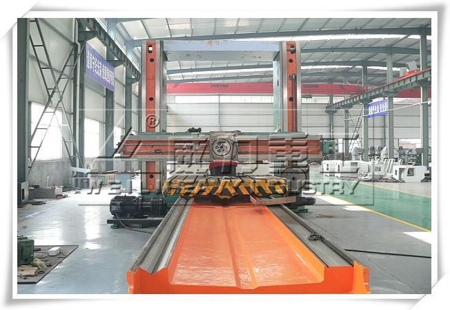 Large-Gantry Milling Machine