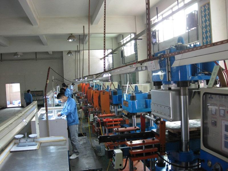 rubber produts workshop