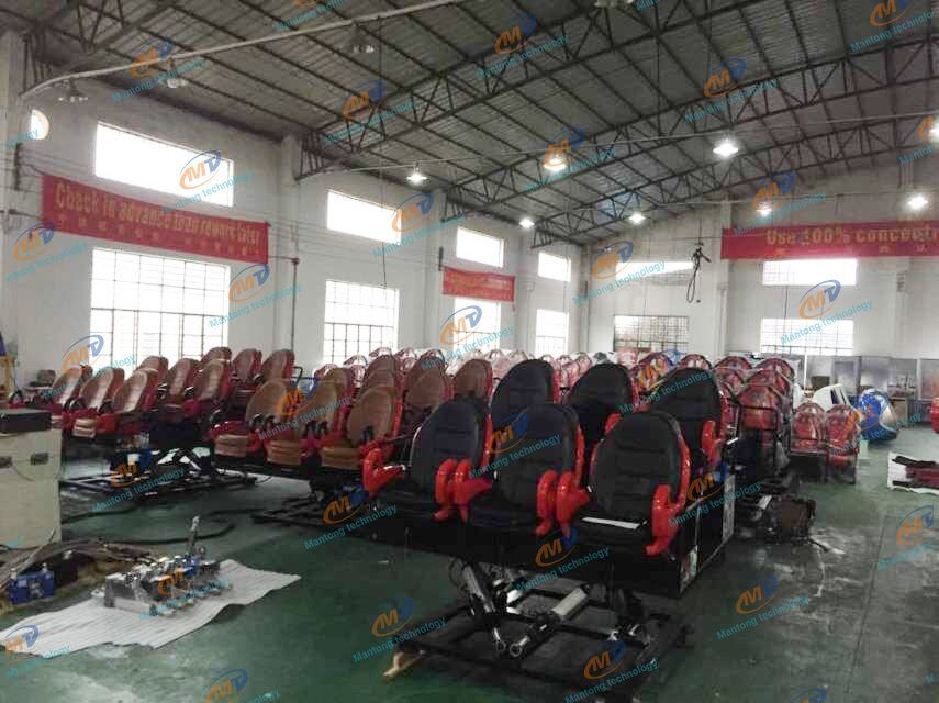 Mantong Clean and Neat factory