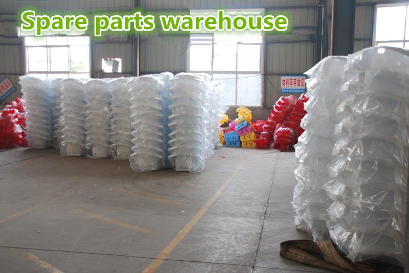 Semifinished product warehouse