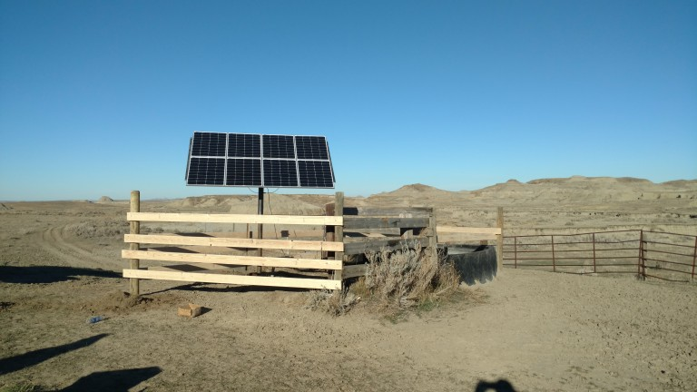 solar water pump in Australia