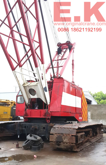 in May, New arriving-- Manitowoc crawler crane 4000W 150ton