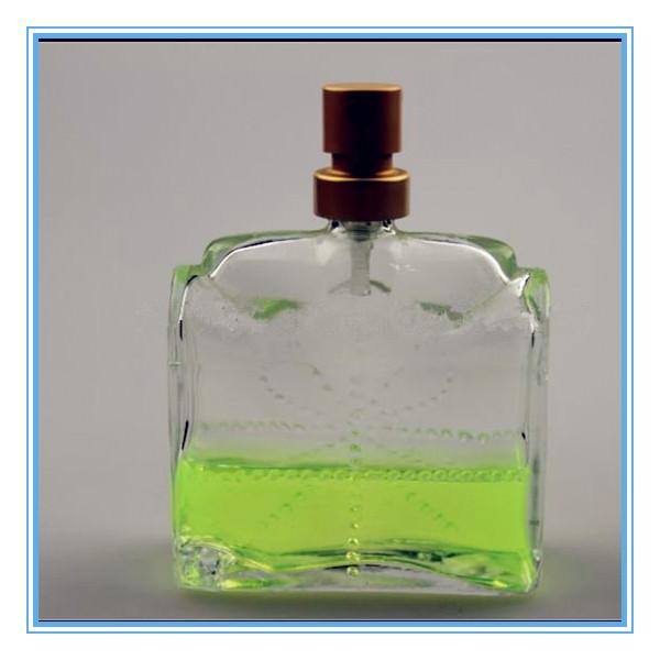 2014 Latest New Design Good Market Glass Perfume Bottle (CKGPR130708)