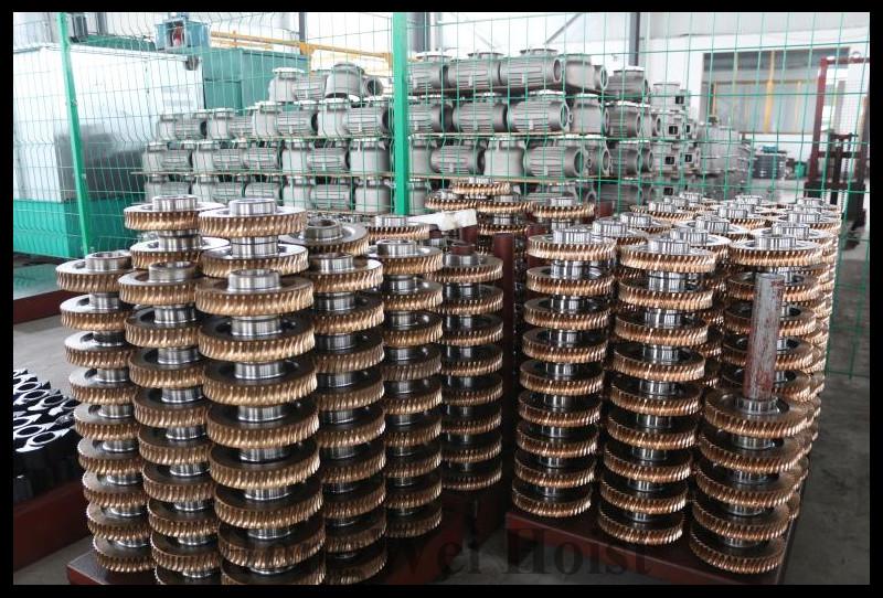Worm gear warehouse