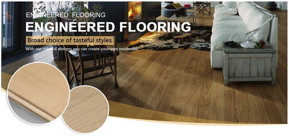 Engineered Flooring Wood Flooring