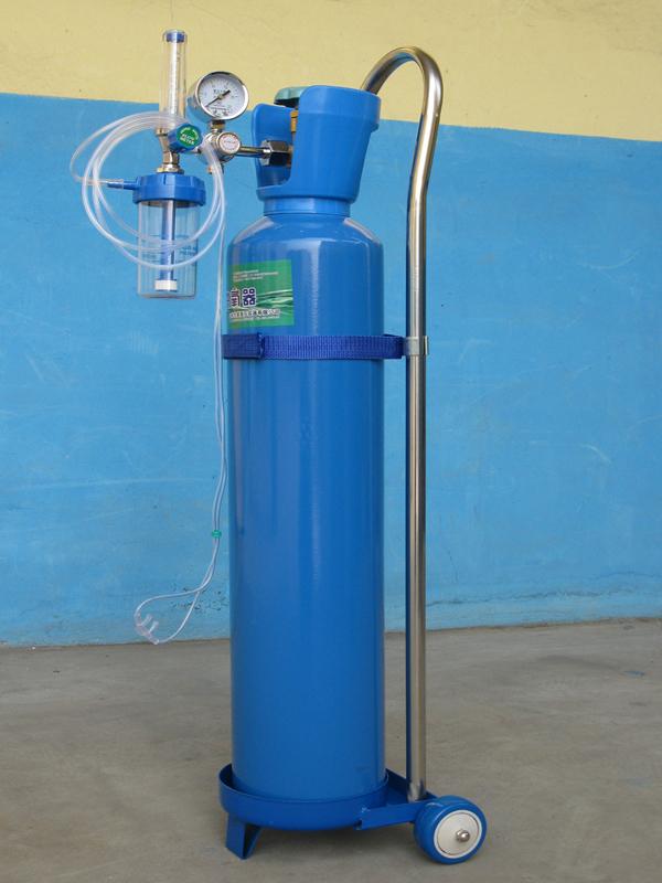 Newly Design Oxygen/CO2 /Ar/Nitrogen Gas Cylinder