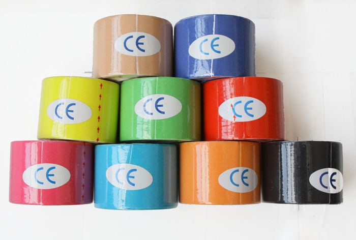 Kinesiology tapes