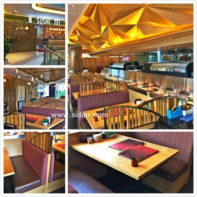 singarpore restaurant project