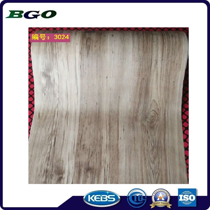 PVC Self Adhesive Foil High Gloss Woodgrain